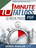 12 Week Program