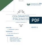 informe colorantes ftaleicos
