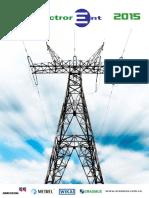 Portafolio Equipos de Alquiler ELECTRORENT 2015
