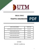 Traffic Project