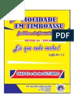 Mocidade Timboassu