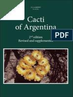 Cacti of Argentina -LambertEN