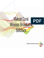 Mak Sat Coral Wireless Products