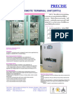 Substation Remote Terminal Unit(SRTU)