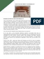 Articulo de Investigacion Viñera Don Manuelito