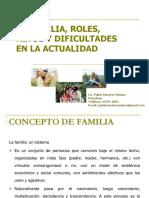 La Familia. Lic. Pablo Ramírez