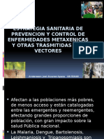 Enfermedades Metaxenicas y OTVs