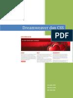 Buat Website Dreamweaver Dan CSS