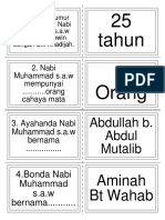Best Sirah Tahun 2 Documents Scribd