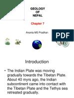 Geology of Nepal