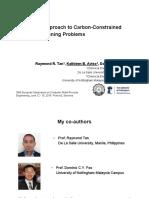 Keynote lecture ESCAPE 2016