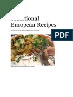 Traditional European Recipes