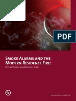 Smoke Alarms in Modern Residences