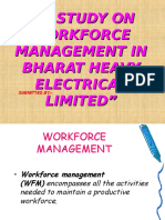 Workforce Management Ppt