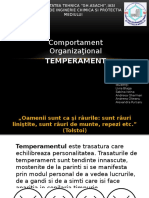 Temperament Ppt