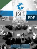 2014 2015 Courses Cataloguefinal