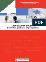 Penin Innovation Ouverte 2013