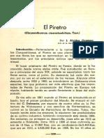 El Piretro