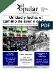 El Popular 353 Órgano de Prensa Oficial del Partido Comunista de Uruguay