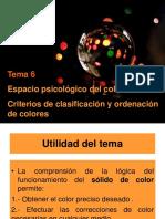 TEMA 6 EspacioPsicologicoColor