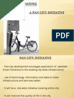 Bike Sharing Scheme a Pan City Initiative