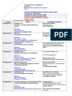 FAPHL 2016 CONFERENCE PROGRAM FORMAT as of JUNE 23.docx