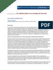 La Hipótesis de La Viabilidad Política en La Estrategia Del Desarrollo