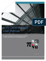 Pi-Vu Central Basic User Manual