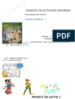 Proiect Didactic de Activitate Integrata (Autosaved)