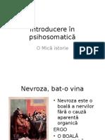 -istoric psihosomatic-¢Ä-£