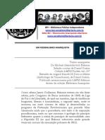 mikhail bakunin__um federalismo anarquista.pdf