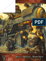 D&D 3rd Ed.-iron Kingdoms World Guide