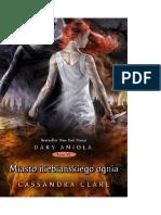 Cassandra Clare - Dary anioła. Tom 6. Miasto niebiańskiego ognia.pdf