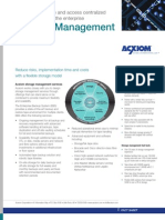 IT Storage Management and Solutions - Fact Sheet