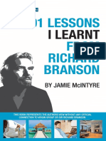 101 Lessons i Learnt From Richard Branson NKNK
