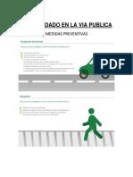 Autocuidado en La via Publica