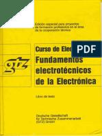 GTZ - Curso de Electronica I - I - Fundamentos electrotécnicos de la Electrónica - Libro de Texto.pdf