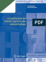 Ugo Nocentini, Sarah Di Vincenzo-La Riabilitazione Dei Disturbi Cognitivi Nella Sclerosi Multipla (Metodologie Riabilitative in Logopedia) (2006)