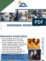 DEMANDA-MONETARIA