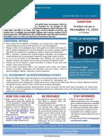 16 0615 NTAS Bulletin