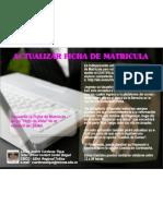 Actualización Ficha de Matricula!!!