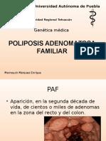 Poliposis adenomatosa