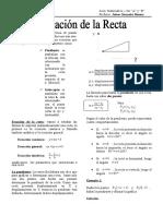 ecuacion de la recta.docx