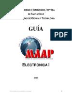 Electrónica I Utepsa