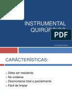 134069565 Instrumental Quirurgico