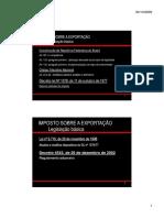Microsoft+PowerPoint+-+IMPOSTO+SOBRE+A+EXPORTAÇÃO+[Modo+de+Compatibilidade]