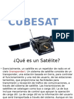 Micro Satélites CUBESAT