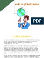 El Sentido de La Globalización