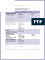 Implementation Action Plan