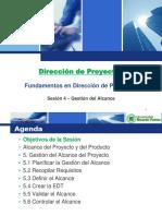 URP Sesion 4 - Gestion del Alcance 16-04-2106.pdf